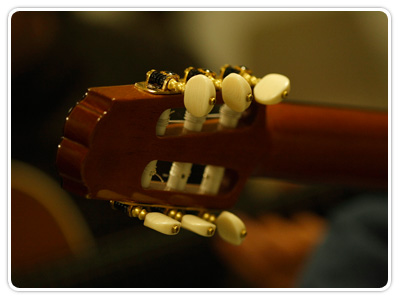 Belle guitare